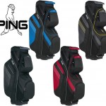Golf Club Bags 30109: New 2017 Ping Traverse Golf Cart Bag - Pick Your Color!